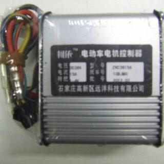 Vezérlő elektronika