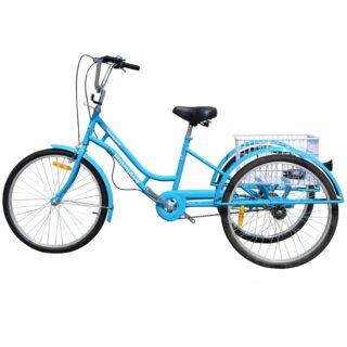 Klasszikus Kerékpár (Új)